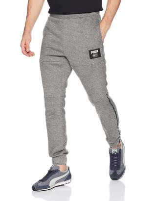 20c465ac7d02 Puma Grey Athletic Trousers For Men - ShopStyle Canada
