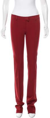 Plein Sud Jeans Straight-Leg Wool Pants w/ Tags