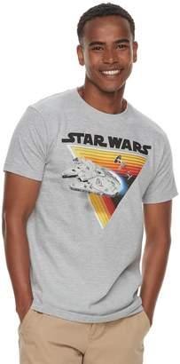 Men's Han Solo Millinium Falcon Tee