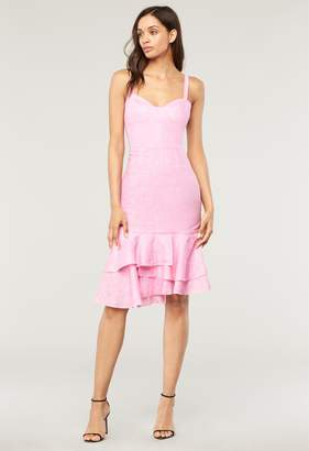 Milly Italian Linen Kendal Dress