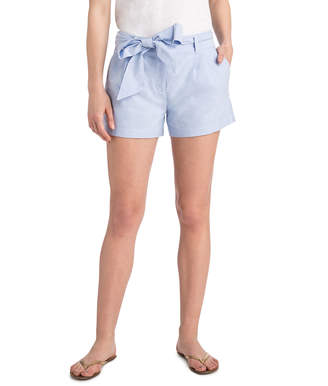 Vineyard Vines Bow Front Shorts
