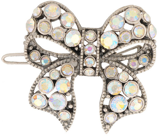 Elegant Bow Hair Pins