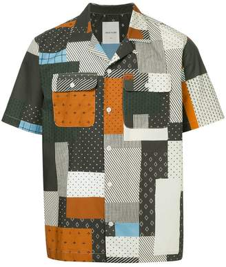 Wood Wood quilt Miami shirt