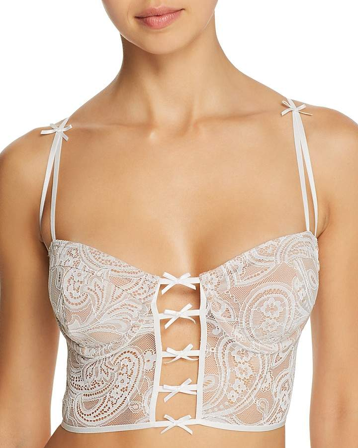 For Love & Lemons Sophie Corset Bra