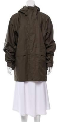 Beretta Short Hoodie Coat