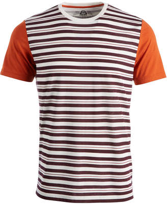 American Rag Men's Colorblocked Striped T-Shirt, Created for Macy's