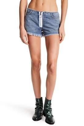 Siwy Denim Aaliyah Zip Front Shorts