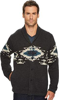 Lucky Brand Men's Canyon Creek Shawl Cardigan Sweater