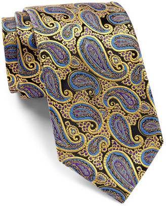 ROBERT TALBOTT Best Of Class Paisley Silk Tie $155 thestylecure.com