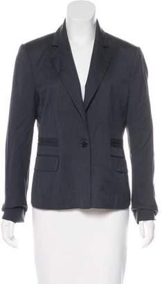 BCBGMAXAZRIA Wool-Blend Blazer