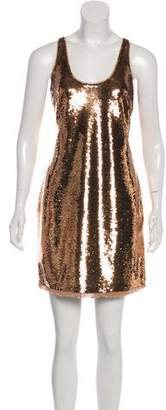Tom Ford Embellished Fringe-Trimmed Dress