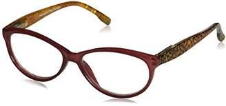 Cat Eye Peepers Women's Untamed 2341200 Cateye Reading Glasses