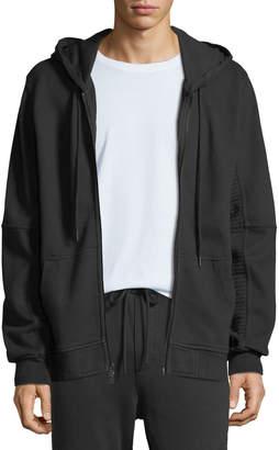 Hudson Men's Blinder Zip-Up Hooded Sweater