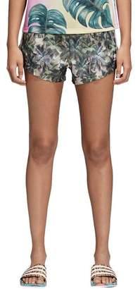 adidas High Waist Shorts