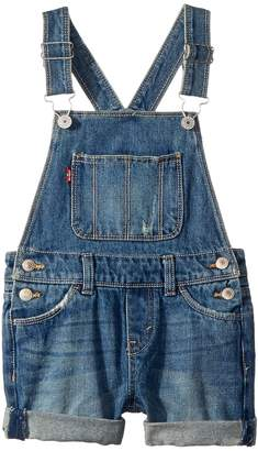 Levi's Girl's Overalls One Piece