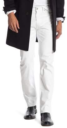"Levi's 513 Slim Straight Fit Jeans - 30-36\"" Inseam"