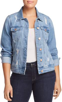 Junarose Altala Distressed Denim Jacket