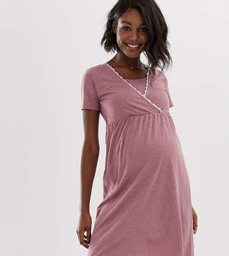 Mama Licious Mama.licious Mamalicious nursing night gown
