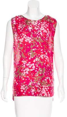 Stella McCartney Silk Printed Blouse