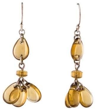 Me & Ro Me&Ro Citrine Drop Earrings