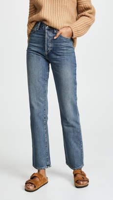 Eve Denim The Juliette Straight Leg Jeans