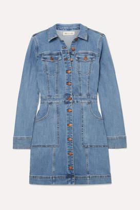 81107ae078 Madewell Denim Mini Dress - Light denim