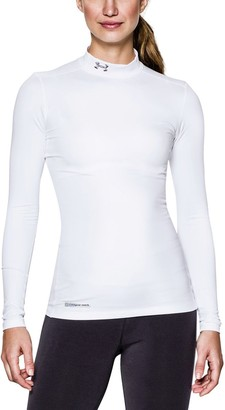 Under Armour ColdGear Authentic Mock Top - Women's