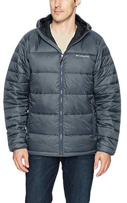 Columbia Men's Frost Fighter Hooded Puffer Jacket