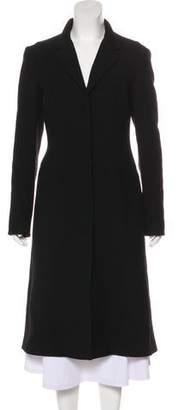 Narciso Rodriguez Wool Long Coat
