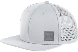 Under Armour Supervent Flat Brim 2.0 Snapback Hat