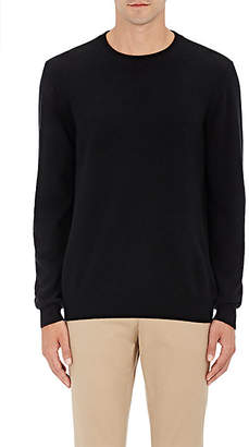 Barneys New York Men's Cashmere Crewneck Sweater - Black