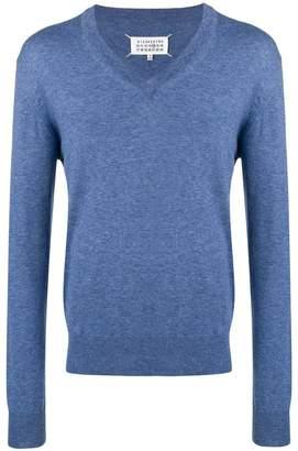 Maison Margiela V-neck sweater