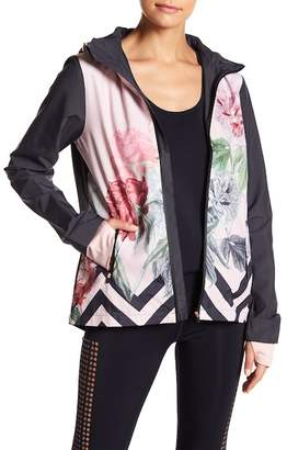 Ted Baker Palace Gardens Hooded Jacket