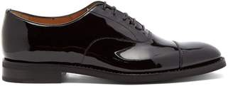 Church's Consul Patent Leather Oxford Shoes - Womens - Black