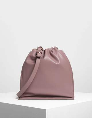Charles & Keith Two Way Backpack