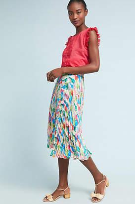 Eva Franco Jelena Pleated Skirt