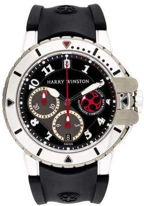 Harry Winston Z2 Chronograph Watch