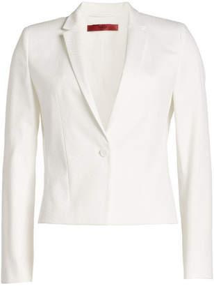 HUGO Jacket with Cotton
