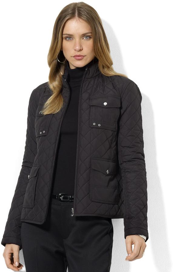 Lauren Ralph Lauren Quilted Barn Jacket