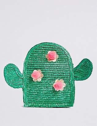 Marks and Spencer Kids' Cactus Cross Body Bag