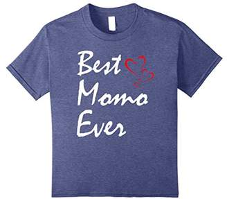 Best Momo Ever - Perfect Grandma Gifts T-shirts