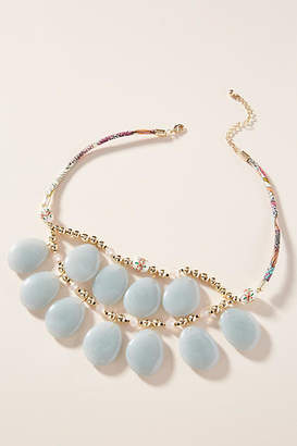 Anthropologie Riverbank Bib Necklace