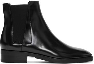 Alexander Wang Black Fia Chelsea Boots $595 thestylecure.com