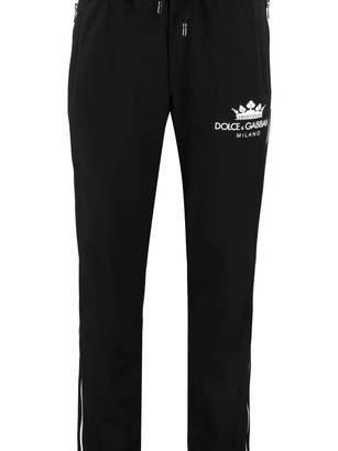 Dolce & Gabbana Cotton Jogging Trousers