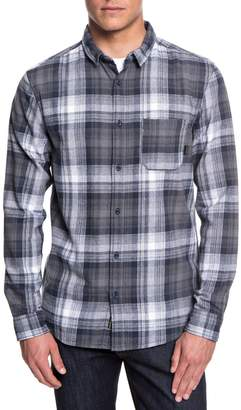 Quiksilver Fatherfly Plaid Shirt