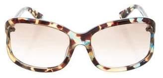 Tom Ford Vivienne Tortoiseshell Acetate Sunglasses