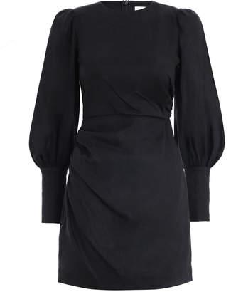 Zimmermann Drape Mini Dress