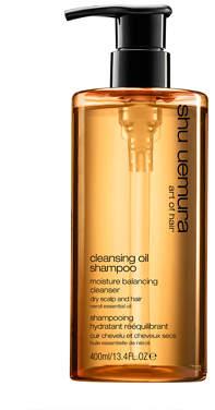 Shu Uemura Art of Hair Cleansing Oil Shampoo for Dry Scalp and Hair 400ml