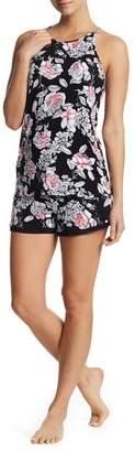 PJ Salvage Floral Print Pajama Shorts