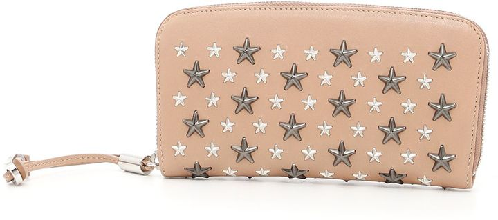 Jimmy Choo Filipa Stars Wallet